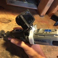 GoPro - Dremel CAM