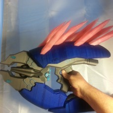 Picture of print of Halo Needler prop