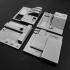 Death Star Tiles set 4 & 5 image