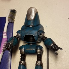 Picture of print of Fallout 4 - Protectron Action Figure This print has been uploaded by Sebastien Theis