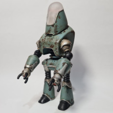 Picture of print of Fallout 4 - Protectron Action Figure