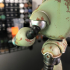 Fallout 4 - Protectron Action Figure print image