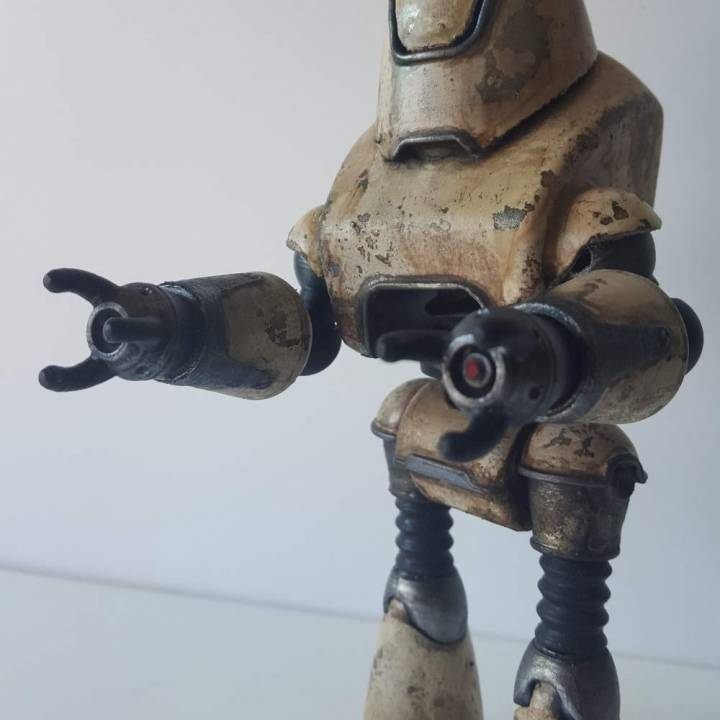 Fallout 4 - Protectron Action Figure