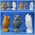 Owl Pen Holder / Tools Holder image