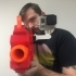 Nerf Rivals Go Pro Mount for side rails image