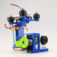 GoPro 2 axis Brushless Gimbal