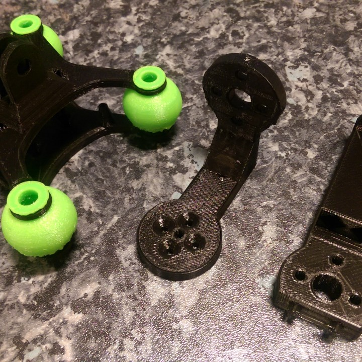 Picture of print of GoPro 2 axis Brushless Gimbal This print has been uploaded by Werlan De Shae