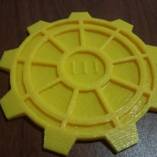 Picture of print of Fallout 4 Drink Coaster
