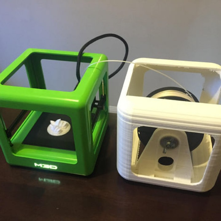 3D filament holder for M3D printer (multiple spools) in Parts