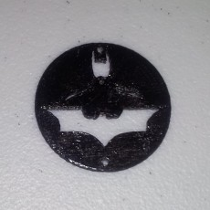 Picture of print of Batman Charm/Key Chain 1