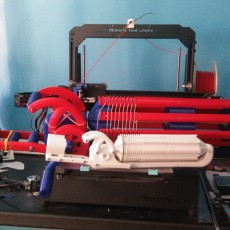 Picture of print of Rubberband Mini Gun This print has been uploaded by xander brown