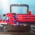 Rubberband Mini Gun print image