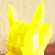 Picture of print of Low - Poly Pokemon Collection