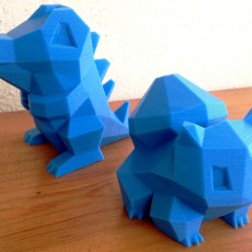 Picture of print of Low - Poly Pokemon Collection Esta impresión fue cargada por TED3D