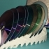 Jurassic plate rack image
