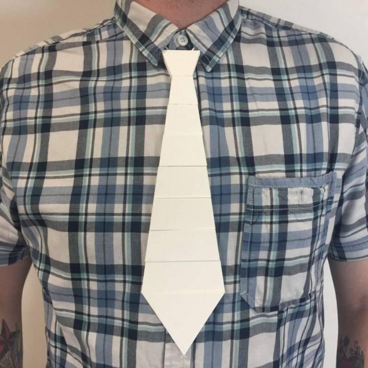 3D printed Tie