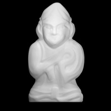 Vase in the Form of a Musician