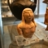 Terracotta Figure of a Woman with Long Hair at The British Museum, London image