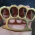 Knuckle Duster print image