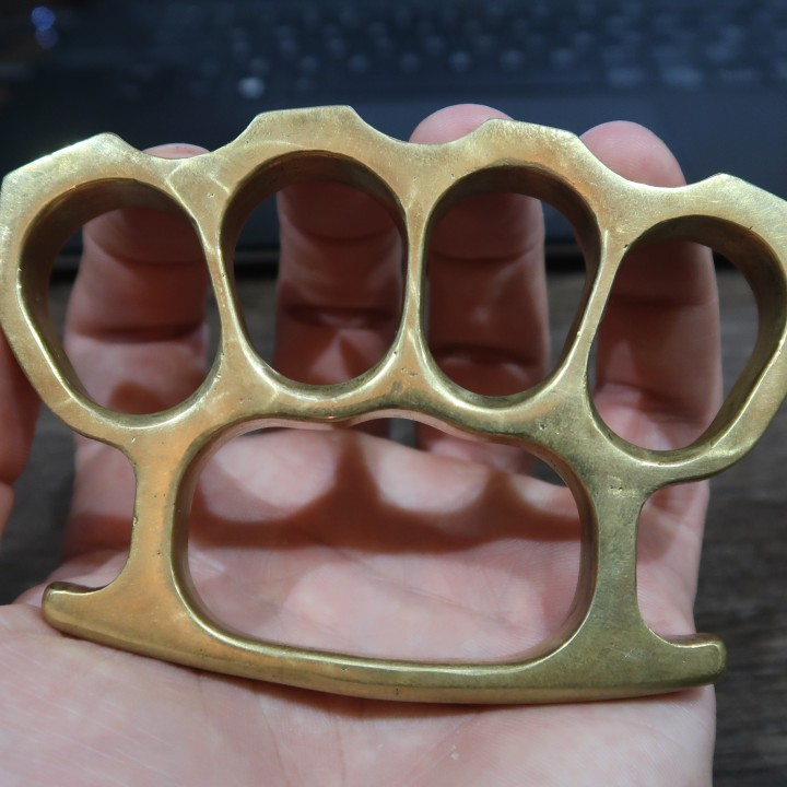 Picture of print of Knuckle Duster This print has been uploaded by MP Dragon