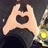 Hands Love Pendant image