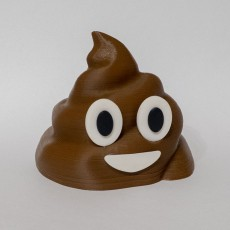 Picture of print of EMOJI POOP!