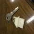 MINI house keychain image
