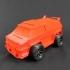 Rocket League Car Merc image