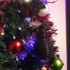 BB8 Christmas ball