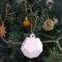 Engram Christmas ball print image