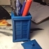 Doctor Who Tardis Pencil Case image