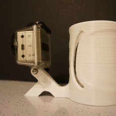 Picture of print of GoPro Can Hugger This print has been uploaded by Ryan van Waes