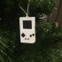 Gameboy Christmas Tree Ornament image