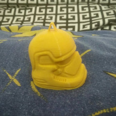 Picture of print of Stormtrooper Christmas Tree Ornament!