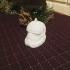Stormtrooper Christmas Tree Ornament! print image