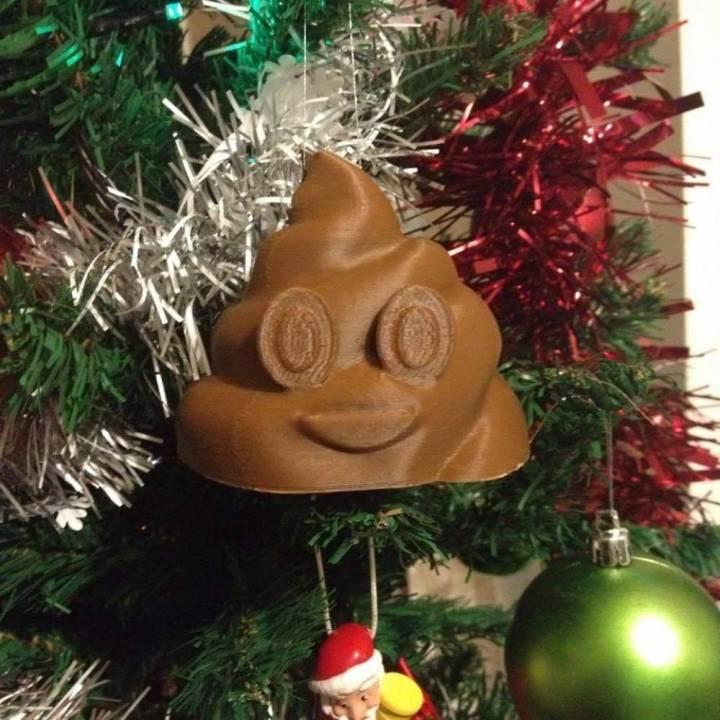 Christmas EMOJI POOP!