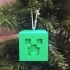 Creeper Christmas Decoration image