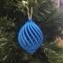 Spiral Christmas Ball image