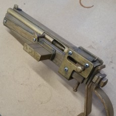 Picture of print of Fallout 4 - Pipe Pistol
