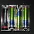 Batterie Halter für AAs. image
