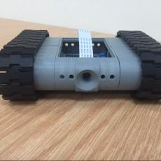 Raspberry Pi Camera part for Drogerdy Tank Bot
