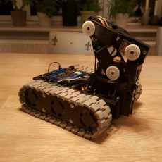 Picture of print of ProtoTank