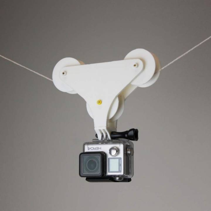 GoPro Pulley
