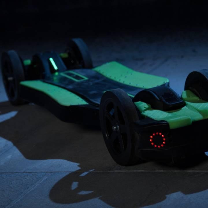 Faraday Motion Hypberboard R2