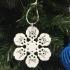 4-LOM Flake Christmas Decoration image