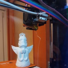 Picture of print of STORMTROOPER ANGEL!