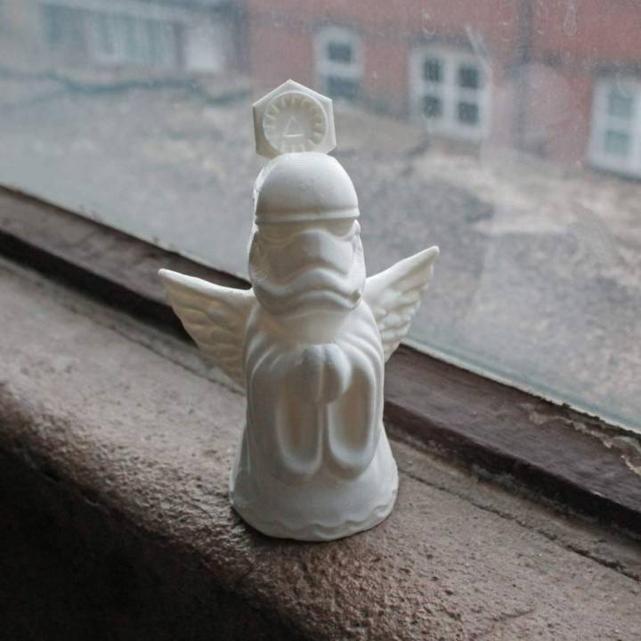 STORMTROOPER ANGEL!