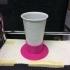 A super high-tech anti-tilt device for plastic cups image