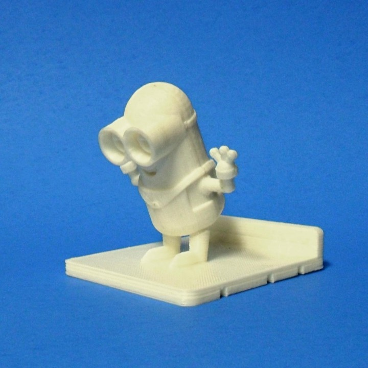 Picture of print of meeperBOT 2.0 This print has been uploaded by Sohrab Khan