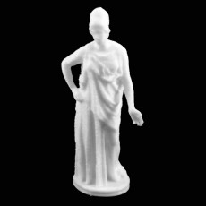 Mattei Athena at The Louvre, Paris